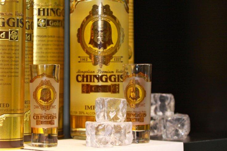 """5900 ширхэг """"Gold Chinggis"""" архийг битүүмжилжээ"""