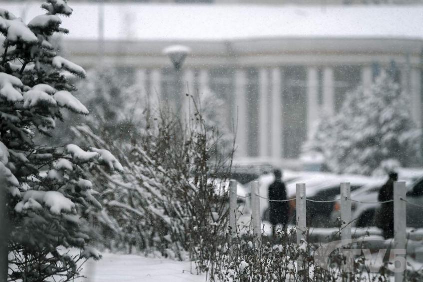Улаанбаатарт өдөртөө 5 хэм хүйтэн