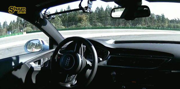 Audi хурдны рекорд тогтоосноо мэдэгдлээ