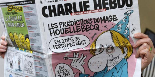 """""""Шарли Эбдо"""" сэтгүүл өнөөдрөөс 3 сая ширхэгээр хэвлэгдэнэ"""
