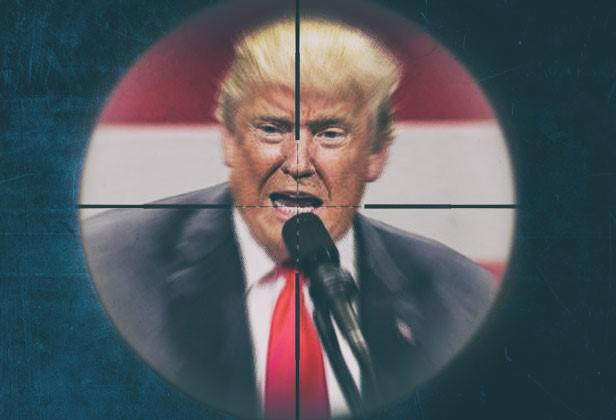 CNN телевиз Дональд Трампын амь насанд халдахыг