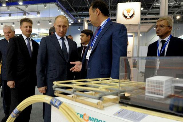 В.Путины талархлыг хүлээсэн арматур монголчуудын хэрэглээ болжээ