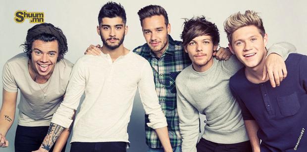 One Direction-ийн залуусын цалин хэд вэ?