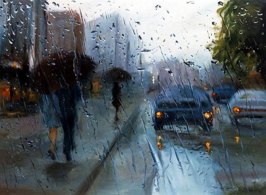 Зарим газраар дуу цахилгаантай усархаг бороо орно