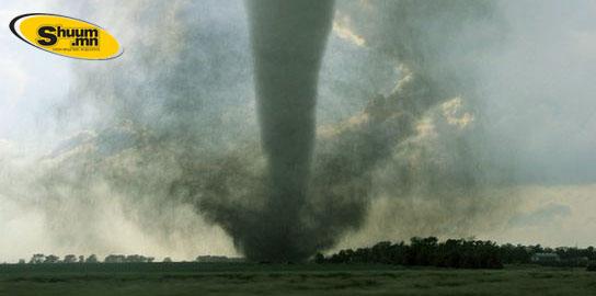 Монгол оронд Торнадо болж байсан баримтууд